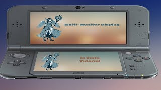 Multi Monitor Display (What it is and how to include in your Unity Games)
