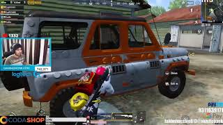 Only Awm in Classic Mode Challenge   Pubg Mobile   MDisCrazY