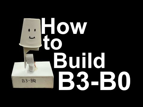 How to build a B3-B0