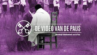 Video van de Paus: De levensstijl van priesters