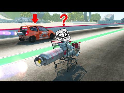 BeamNG DRIVE - WTF....? #3