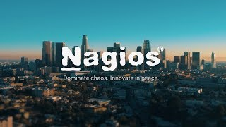 Nagios XI: Dominate chaos. Innnovate in peace.