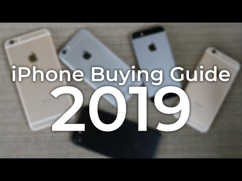 iPhone Buying Guide - 2019