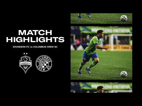FC Seattle Sounders 1-1 Columbus Crew Soccer Club