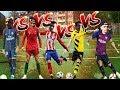 VERRÜCKTE FREISTOß FUßBALL CHALLENGE ESKALIERT KOMPLETT !!!