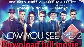 now you see me 2016 full movie in hindi download 300mb