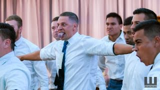 EMOTIONAL WEDDING HAKA (Original Video) HD