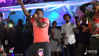 "Voice - Full Of Vibe [LIVE] @ The 2017 Ubersoca Cruise ""2018 Soca"" [HD]"