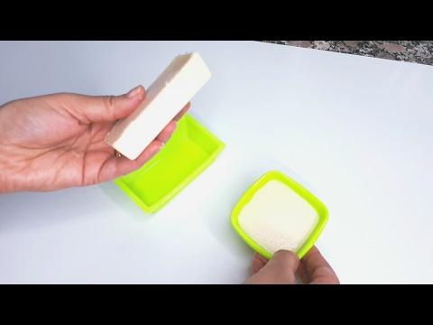 Prepara jabón natural para tu rutina facial. (Es el que yo utilizo)