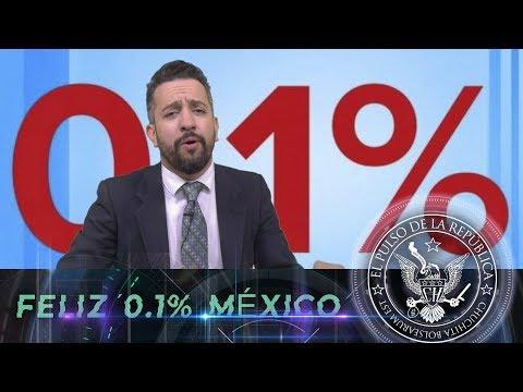FELIZ 0.1% MÉXICO - EL PULSO DE LA REPÚBLICA