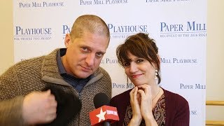 Beth Leavel and Christopher Sieber Get Ready for ANNIE at Paper Mill Playhouse