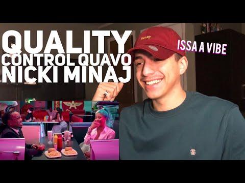Quality Control, Quavo, Nicki Minaj- She For Keeps (Official Video)  Reaction