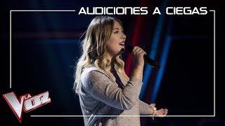 María Espinosa canta 'Ya lo sabes' | Audiciones a ciegas | La Voz Antena 3 2019