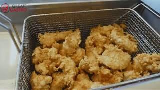 Хрустящие куриные крылышки в маринаде и панировке от Greatgastro - пошаговый видео-рецепт