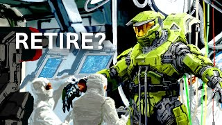 Is Master Chief Too OLD? (Halo Lore)