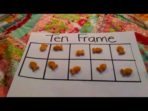 Ten Sly Piranhas -- A Counting Activity