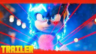 Trailers In Spanish Sonic La Película (2020) Tráiler Oficial #2 Español Latino anuncio