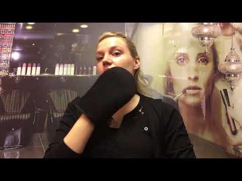 Haarvisievlog - Hoe gebruik je Marc Inbane Tanning Spray?