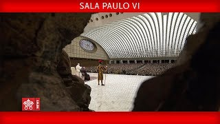 Papa Francisco - Audiência Geral 2019-01-16