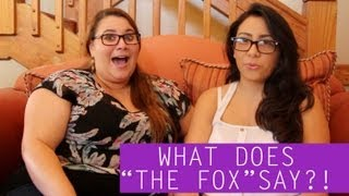 """WHAT DOES """"THE FOX """" SAY?! REVIEW"""
