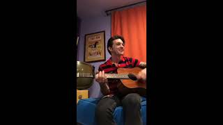 Drake Bell singing Colours by Donovan Leitch