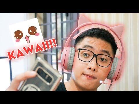 Tai nghe dễ thương nhất thế giới dành cho nữ gamer - Somic G951 Pink!