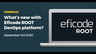 What's new with Eficode ROOT DevOps platform?