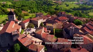 Tour de France 2016 - Village de Pérouges