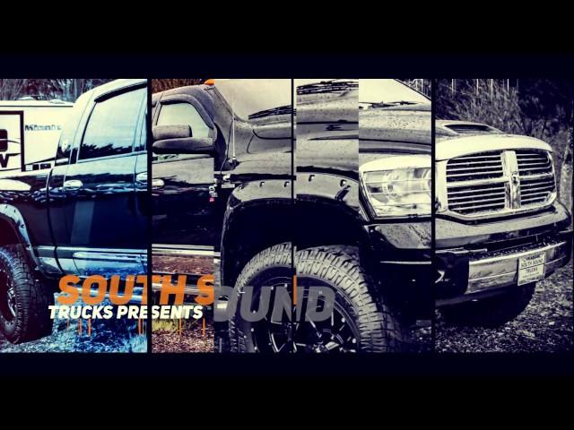 Go Big! 2007 Dodge Ram 3500 4WD Mega Cab 160.5 DRW Laramie