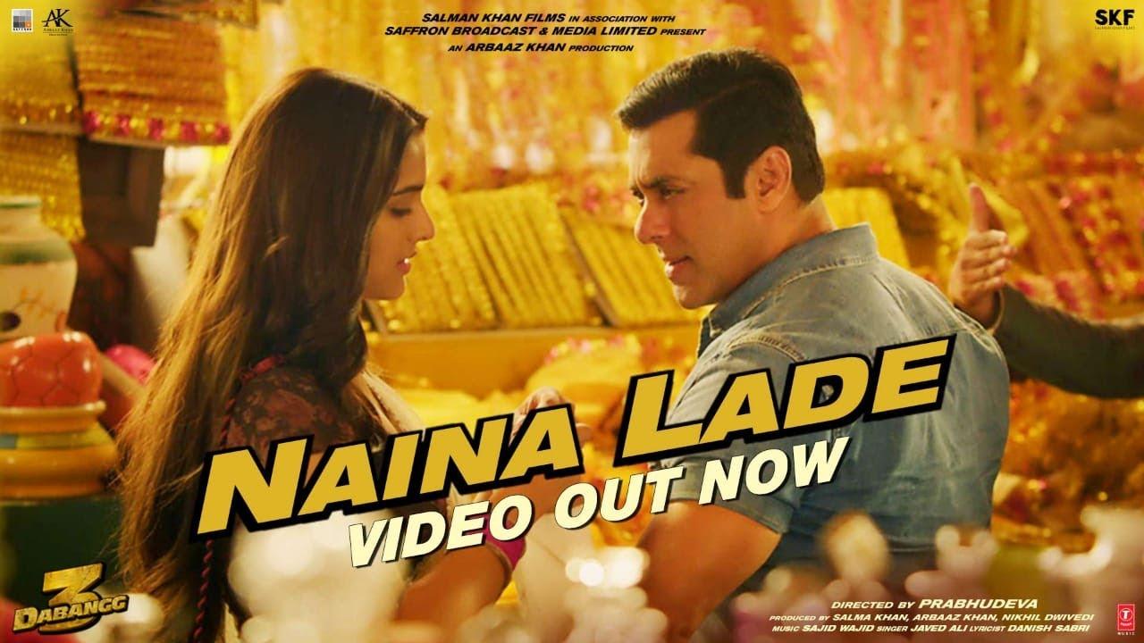 Naina Lade Lyrics In Hindi - Naina Lade Song Lyrics In Hindi