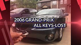 ReCreating a Lost Grand-Prix Key! WOOT!