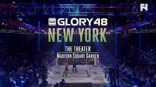 GLORY 48 New York & SuperFight Series LIVE Fri. at 10 p.m. ET on FN Canada