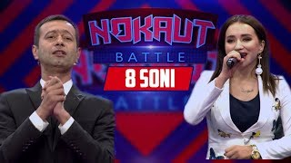 Nokaut Battle 8-son (Shahzoda Muhammedova 04.11.2017)