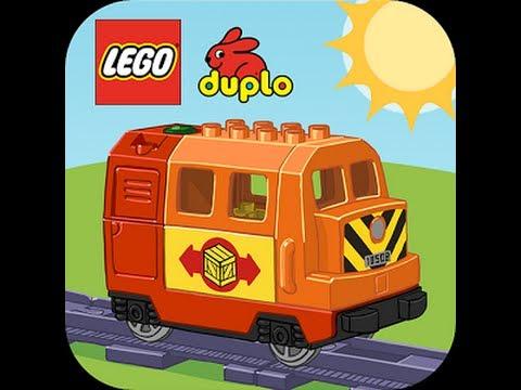 LEGO® DUPLO® Train wideo