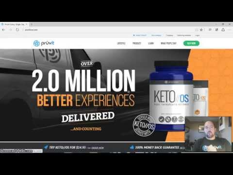 Pruvitnow Leader Shows How to Get Keto OS and How to Become a Pruvit Promoter/Leader | Pruvit ...