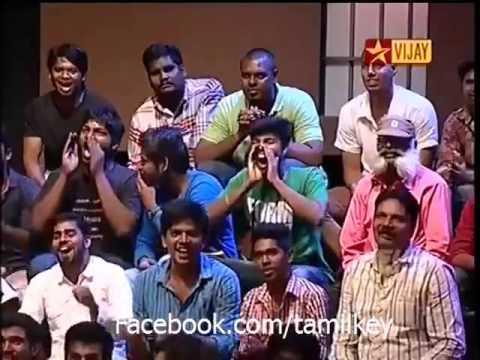 Kalakapovadhu yaaru 5 -  Thala thalapthy rocking performance