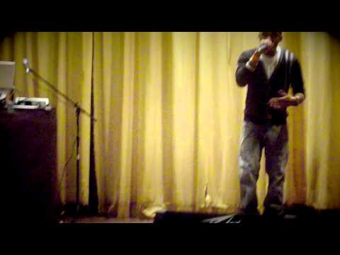 AJay Lloyd Performing At Ace Of Hearts Mixtape Release Party