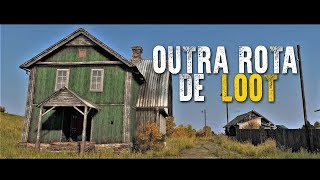 OUTRA ROTA DE LOOT - DayZ Standalone - Ep.124