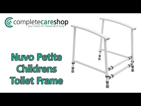 Nuvo Childrens Toilet Frame - Assembly Guide