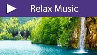 Waterfall   Nature Sounds and Relaxing Meditation Music for Zen Music Garden