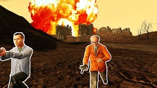 NUCLEAR BASE SURVIVAL! | Garry's Mod Gameplay | Gmod Roleplay (Kid Friendly Gaming FUN!)