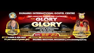 FROM THE GLORY DOME: SEPTEMBER 2019 BLESSING SUNDAY 01-09-2019