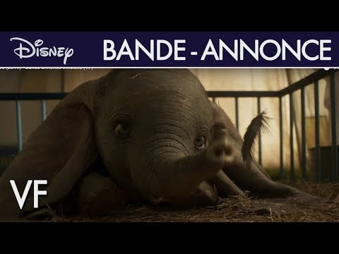 Dumbo (2019) - Bande-annonce officielle (VF) I Disney