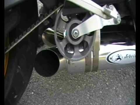 1080P Walkaround 2004 Buell Firebolt XB12R Exhaust Sound