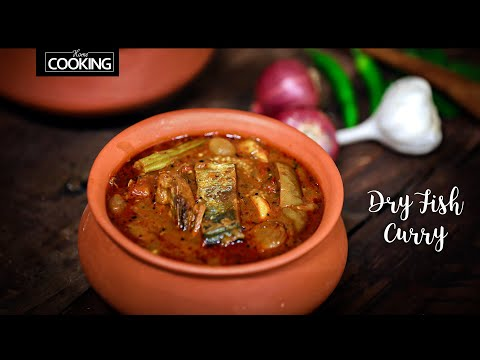 Dry Fish Curry | Seafood Recipes