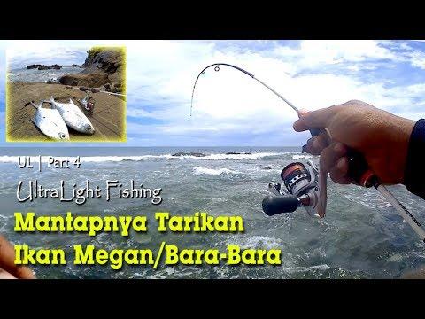 Sensasi mancing casting UltraLight Fishing Indonesia | UL Part 4