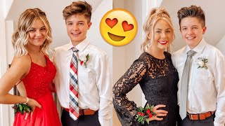 Going on my FIRST DATE! | Brock and Boston
