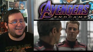 "Gors ""Avengers: Endgame"" To the End TV Spot REACTION"