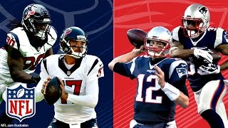 Why the Texans Can Beat the Patriots | Sklar Brothers | NFL NOW | Kholo.pk