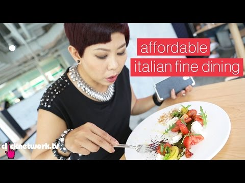Affordable Italian Fine Dining - Foodporn: EP3